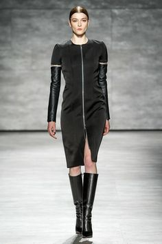 Mathieu Mirano Ready To Wear Fall Winter 2014 New York - NOWFASHION