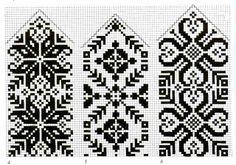 carly waito: selbu mittens; norwegian pattern ideas