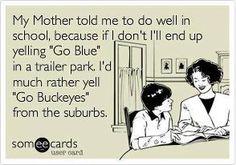 O.S.U. Buckeyes Baby!