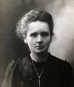 Marie Curie, the only woman to hold two Nobel Prizes Nobel Prize in Physics and the 1911 Nobel Prize in Chemistry). Marie Curie was honored for her work in both Physics & Chemistry and her pioneering research in radioactivity changed history. Times New Roman, Great Women, Amazing Women, Pierre Curie, Nobel Prize In Physics, E Mc2, Science Quotes, Women In History, Famous Women