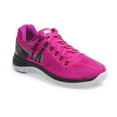 Women's Nike 'LunarEclipse 5' Running Shoe (170 CAD) ❤ liked on Polyvore