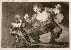 Goya en El Prado: Bobalicón