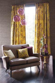 lovely bright room colours - flirty and feminine
