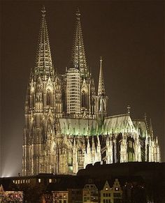 Köln (Cologne)Cathedral, Germany