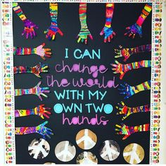 30 Interesting Classroom Board Display Ideas to Draw Your Students' Attention - JULİANE Elementary Bulletin Boards, Summer Bulletin Boards, Library Bulletin Boards, Preschool Bulletin Boards, Classroom Bulletin Boards, Elementary Art, Classroom Decor, Kindness Bulletin Board, Holiday Classrooms