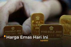 Harga Emas Hari Ini 7 September 2017 Rp 616.000 per gram