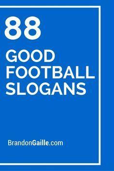 Scrapbook Layout Sports Football - 88 Good Football Slogans for Posters and Banners. Football Banquet, Football Cheer, Flag Football, Youth Football, Football Stuff, Football Season, Football Treats, Alabama Football, Football Shirts