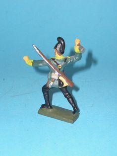 2381 – Lineol Soldat Handgranate werfend 7,5cm Serie Sehr Gut | eBay