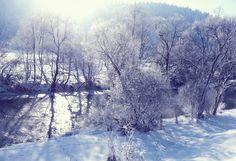 Winter is here! © I. Vrabľová