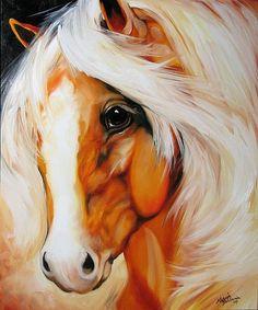 """Whisper"" par Marcia Baldwin"