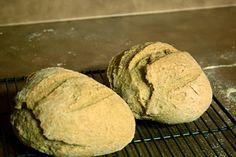 !00% Wheat Artisan Bread