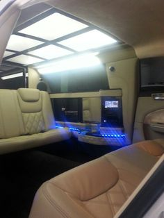 2014 new chrysler 300 limo for sale