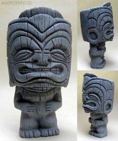 #onTOYSREVIL: Upcoming NEMO Tiki Project with Mahalo Tiki