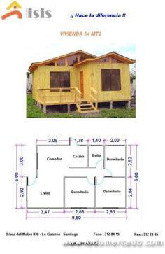 Casas prefabricadas chile valor m2