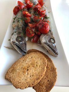 Un secondo piatto di pesce leggero e saporito! Photo And Video, Instagram, Food, Recipes, Meal, Eten, Meals
