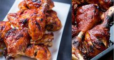 Köstliche Frikadellen aus dem Airfryer - Airfryer Rezepte Tandoori Chicken, Pork, Meat, Ethnic Recipes, Partys, Rice Dishes, Hamburger Patties, Food Dinners, Kale Stir Fry