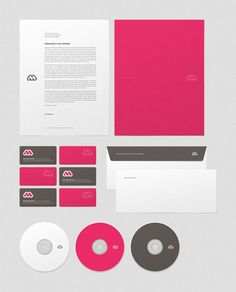 30+ Beautiful Ideas In Corporate's Identity | Drawing Inspiration
