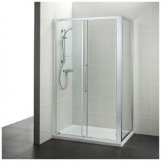 Ideal Standard Kubo Slider Corner Shower Door 1200mm - T7380EO'
