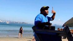 Video de grupo latas playa la boquita