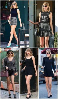 O Estilo da Taylor Swift e uma reflexão sobre o reconhecimento do que te…