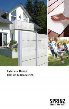 Schöne Glaszäune Für Ihren Garten In Tollen Designs. Lies Mehr über  Glasanlage, Ganzglaszaun,