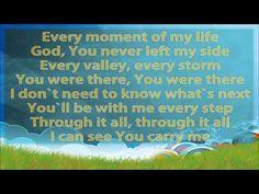 ▶ You carry me (2014) - Moriah Peters HD - With lyrics - YouTube
