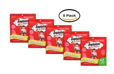 Temptations Pack of 5 MixUps Treats for Cats Backyard Cookout Flavor 12 Ounces Backyard Cookout, Cat Treats, Pet Supplies, Image Link, Packing, Cats, Bag Packaging, Gatos, Pet Products