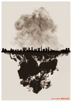 Goodbye Pollution - Graphis