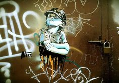 Beyond Banksy Project / Alice Pasquini - Rome, Italy
