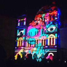 Morela też była a co! #lodzkie #piotrkowska #lightmovefestival #łódz #bialamorela #morelawmiescie #festiwal #światło