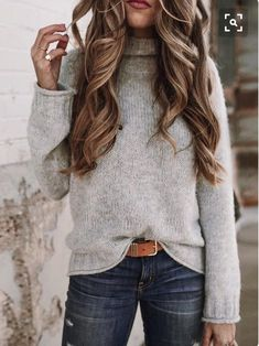 Cute casual winter fashion outfits for women fashion outfits, fall fashion .Cute casual winter fashion outfits for women fashion outfits, fall fashion stylish sweater outfits for the cold winter - stylish Winter Outfits For Teen Girls, Stylish Winter Outfits, Winter Outfits For Work, Winter Outfits Women, Fall Outfits, Winter Clothes, Jean Outfits, Winter Shoes, Winter Dresses