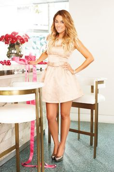 LC Lauren Conrad for Kohl's Holiday 2012 Lookbook - The Budget Babe