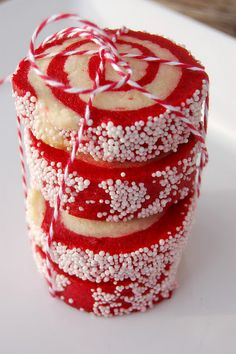 Christmas Pinwheel Cookies, going to make these :)