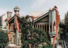 The Restoration of Casa Vicens, Antoni Gaudí's Hidden Gem - WSJ