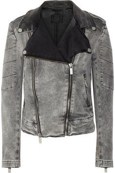 Karl Lagerfeld stretch denim jacket