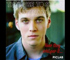 Luke Castellan.OH MY GODS THIS IS SO SAD. I love this song and I love Luke,but these together is just heartbreaking.