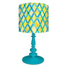 @rosenberryrooms is offering $20 OFF your purchase! Share the news and save! (*Minimum purchase required.) Moroccan Painted Pattern Lamp #rosenberryrooms