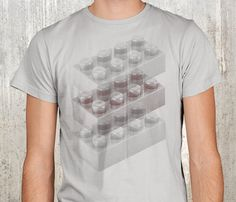 Lego Stacks Tee Uncovet....has my brother all over it