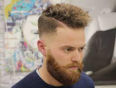 Haircut by agusbarber_ http://ift.tt/228lnPB #menshair #menshairstyles #menshaircuts #hairstylesformen #coolhaircuts #coolhairstyles #haircuts #hairstyles #barbers