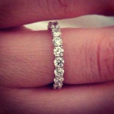 The same band or his an her??? Mappin & Webb wedding band.