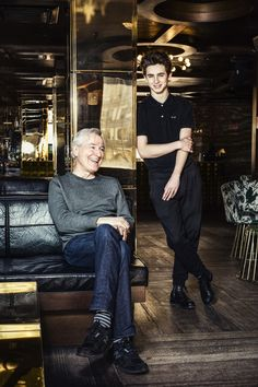 Prodigal Son Playwright John Patrick Shanley & Star Timothee Chalamet on the Pain, Poetry & Pride of Revisiting 15