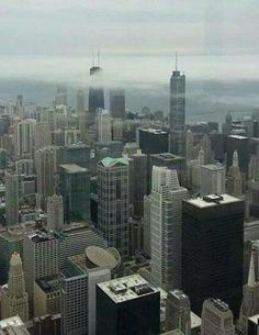 great view of Chicago!