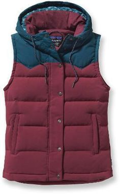 Stupid over-priced adorable Patagonia vest
