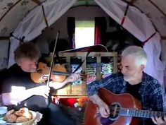 Martin McGinley and Ted Ponsonby for Gypsy Wagon TV