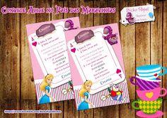 Kit Party Alice in Wonderland Print For Free  http://www.casinhadecrianca.com/2013/06/kit-festa-alice-no-pais-das-maravilhas.html