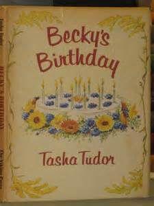 Becky's Birthday by Tasha Tudor