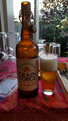 Grain d'Orge - glutenvrij bier - 5.5%