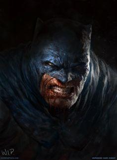Batman, Dave Raposa