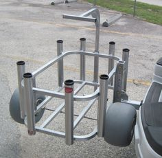The number one resource for Fishing gear and information Fishing Rod Rack, Fishing Rigs, Fly Fishing Rods, Surf Fishing, Fishing Boats, Fishing Stuff, Beach Fishing Cart, Beach Cart, Best Wagons