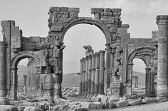 Palmyra, Syria a part of the great Roman Empire